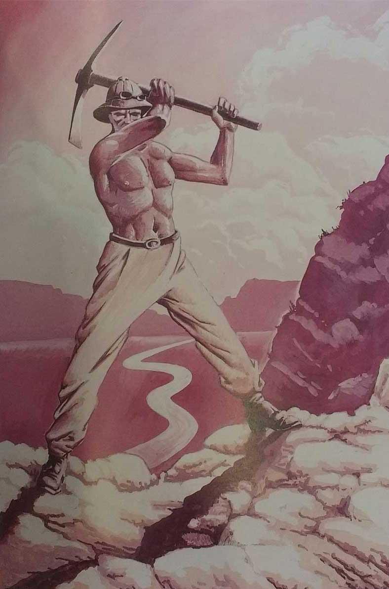 manifesto fascista colonizzazione africa