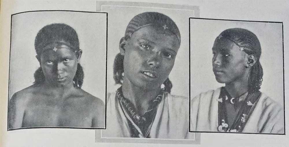 foto donne africane  Aichelburg