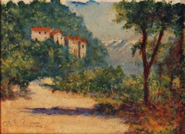 terminillo quadri paesaggi italiani faesite Sabbatino